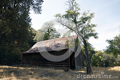 Whiskeytown Camden House Horse Barn