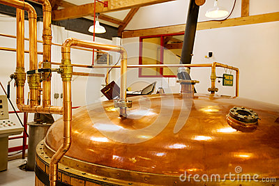 Whisky Distillery Editorial Stock Photo Image 40026123