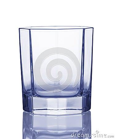 Whisky glass.