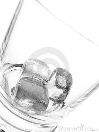 Whisky Glass & Ice