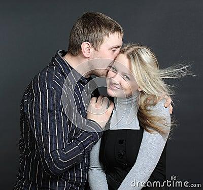 Free Whisper Of Love Stock Image - 15875091