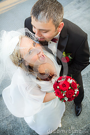 Whispered the promise of the bride