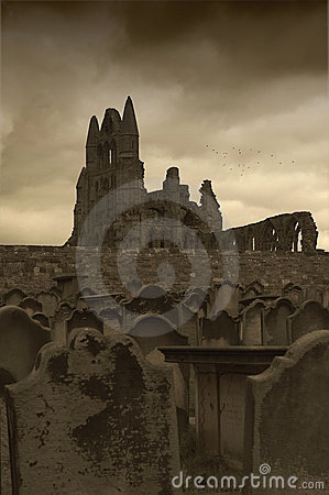 Free Whitby Abbey Royalty Free Stock Photography - 920627