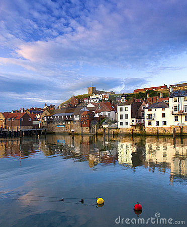 Free Whitby Harbour Royalty Free Stock Image - 13818996