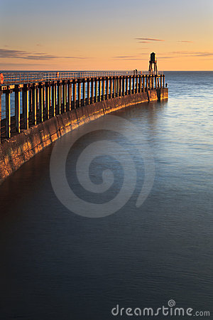 Free Whitby Pier 6 Stock Photos - 16224563