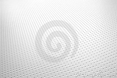 White abstract background in perspective