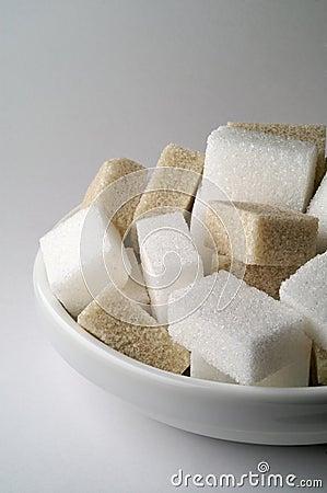 Free White And Brown Sugar Stock Photo - 2311670