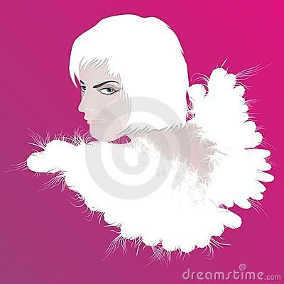 Free White Angel Royalty Free Stock Image - 16349506