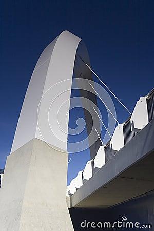 White arc