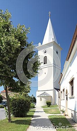 White Austrian church