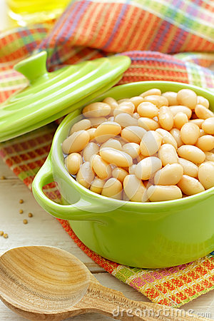 Free White Beans Stock Photography - 31040562