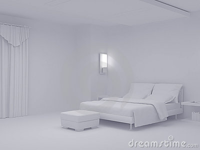 White bedroom set six