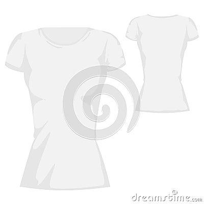 blank white shirt template. WHITE BLANK T-SHIRT DESIGN