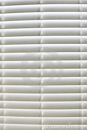White Blinds