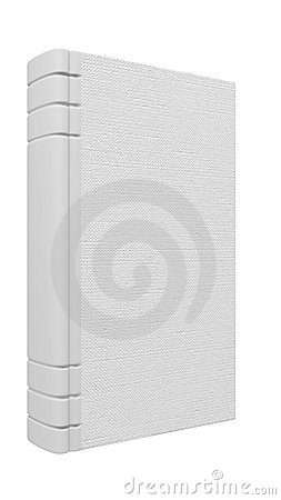 Free White Book Isolated Royalty Free Stock Images - 20915059