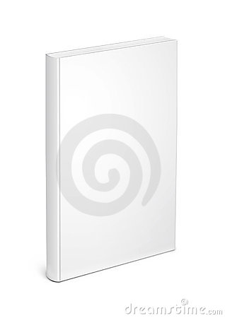 White book template