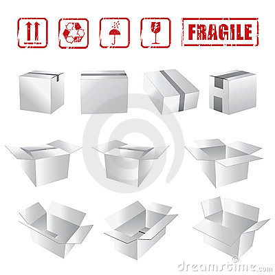 White Boxes Collection