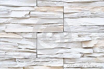 White Brick Stone Wall Decor Royalty Free Stock Image Image 13055066