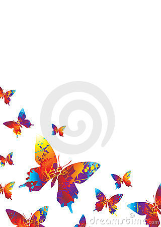 Free White Bright Butterfly Royalty Free Stock Images - 6956939