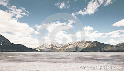 White Brown Mountain Under White Cloud And Blue Sky During Daytime Free Public Domain Cc0 Image