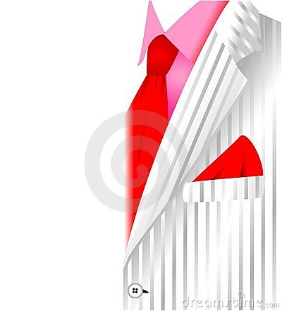 White business poster vector