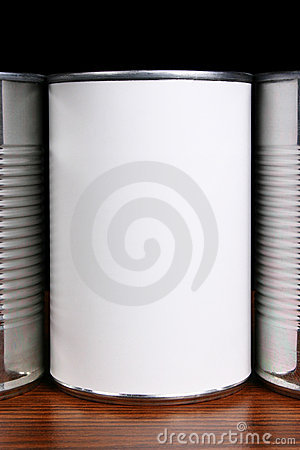 White can label