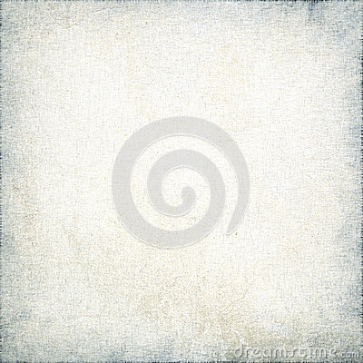 Free White Canvas Texture Vignette Grunge Background Stock Image - 25407301