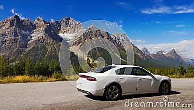 Canada Travel, Mountains Tour