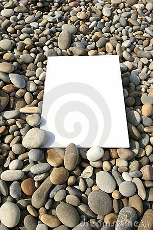 Free White Card Isolated Royalty Free Stock Photo - 4516345