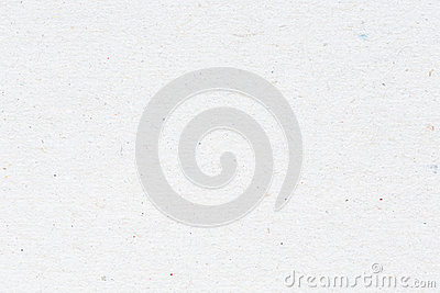 White cardboard background