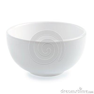 Free White Ceramic Bowl Royalty Free Stock Image - 17245306