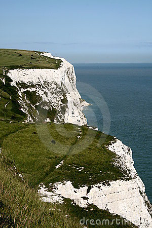 Free White Cliffs Stock Photo - 5663500