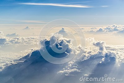 White Cloudy Sky During Day Time Free Public Domain Cc0 Image