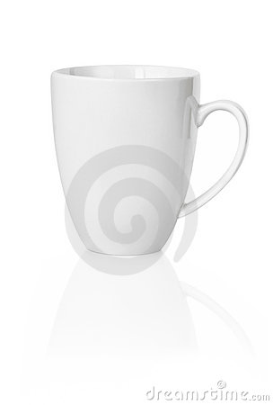 Free White Coffee Mug Royalty Free Stock Images - 9969979