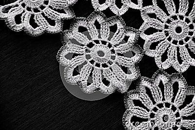 Irish Crochet Snowflakes - Treasured Heirlooms Crochet