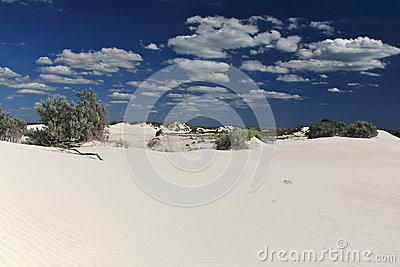 White Desert,Nambung National Park,South Western