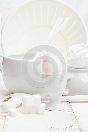Free White From Kitchen Stock Photo - 37063180