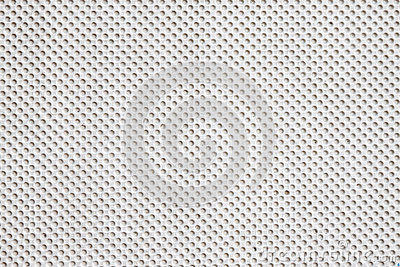 White geometrical texture of circles
