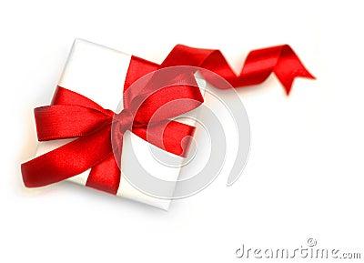 White gift pack