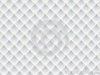 White and Gold Elegant Texture Background. Vector EPS illustration. Cartoon Illustration
