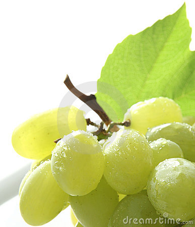 Free White Grapes Stock Images - 6597274