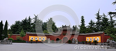 White Horse Temple, North of China