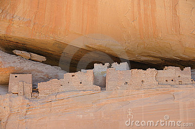 White House Cliff Dwelling Ruins