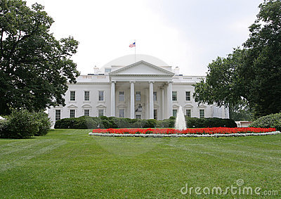 White House, Front, Washington