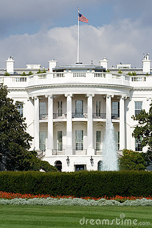 Free White House, Washington, DC Stock Image - 9231001