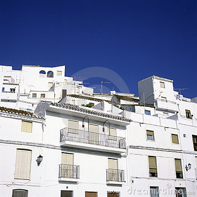 White Houses Stock Photos - Image: 19405653