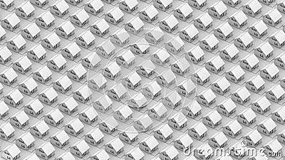 White houses texture