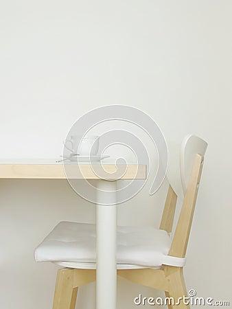 Free White Kitchen Interior Royalty Free Stock Images - 6201639