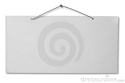 White lacquered sheet