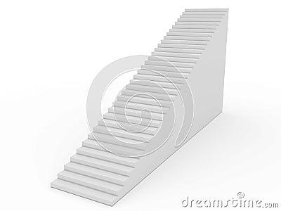 White Ladder №3